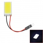 LY205 T10 BA9S Festoon 2.5W 6000K 150lm 1-SMD LED White Reading Lamp - White