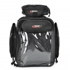 Scoyco MB09 Multi-Function Motorcycle Fuel Tank Bag - Black