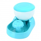 Automatic Pet Water Dispenser / Fountain for Dog / Cat - Blue