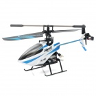 LISHITOYS L6030 2.4Ghz 4-Channel Remote Helicopter - Blue + White + Black
