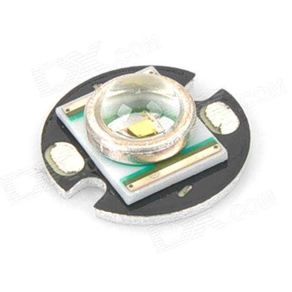 3.7W 240lm 6500K White Light LED Emitter w/ Cree XR-E Q5 - Black (13mm / DC 3.6~4.2V) 2pcs vacuum cleaner bags dust bag replacement for philips fc8134 fc8613 fc8614 fc8220 fc8222 fc8224 fc8200