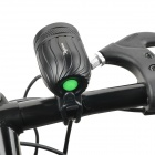 MarsFire M02G Cree XM-L T6 + XP-E R2 700lm 4-Mode White + Green Bike Light - Black (4 x 18650)