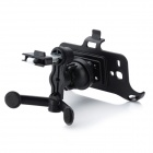 Car Air Outlet Swivel Mount Holder Stand Support for Samsung Galaxy S3 Mini i8190 - Black