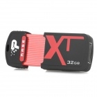Patriot RAGE USB 2.0 Flash Drive - Black + Red (32GB)
