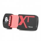 Patriot RAGE USB 2.0 Flash Drive - Black + Red (16GB)