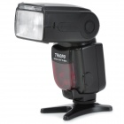 "TRIOPO TR-981C Automatic Zoom 2.2"" LCD Speedlite w/ 1-LED for Canon SLRS - Black (4 x AA)"
