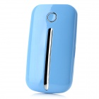 Aufladbare 4000mAh External Battery w / USB + Adapter für iPad / iPhone 4 / 4S - Light Blue