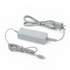 US Plug AC Power Adapter for Wii U GamePad - Grey (100~240V)