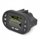 "Mini 1.5"" TFT 5.0MP de gran angular coche DVR videocámara"