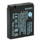 DSTE DMW-BCJ13 Replacement Battery for Panasonic DMC-LX5 LX6 LX7 LX5GK LX6GK LX7GK