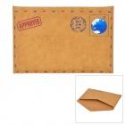 "SAMDI Classic Envelope Style PU Leather Sleeve Case for 11"" MacBook Air - Brown"