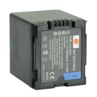 DSTE DU21 Replacement 7.4V 2900mAh Battery for Hitachi / Panasonic - Black