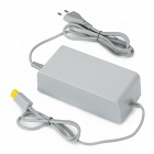 EU Plug AC Power Adapter for Wii U - Grey (100~240V)