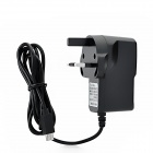 UK Plug AC Power Adapter for Wii U - Grey (100~240V)
