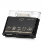 DL-S303 5-in-1 SD / MMC / TF / Micro SD / M2 Card Reader for Samsung P7500 / P7510 / P7300 / P6800