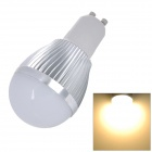 HXE2012-1 GU10 3W 270~300lm 4000K 6-SMD 5630 LED Warm White Light Lamp - White