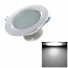 HXE2012-4 7W 680lm 6000K White Light Ceiling Lamp - White (85~265V)