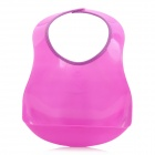 Water Resistant Baby's Bib - Deep Pink