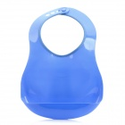 Water Resistant Baby's Bib - Blue