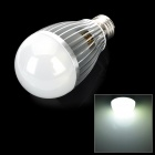 E27 High Power 7W 7-LED 700lm 6300K White Light Lamp Bulb (85~265V)