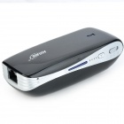 HAME MPR-P1 5V 5200mAh Wi-Fi Portable External Battery for Iphone / Samsung + More - Black + Silver