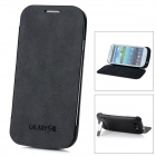 Rechargeable 2800mAh External Batter Pack for Samsung i9300 - Black