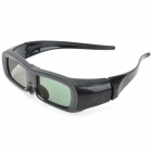 GELETE GL-16B 3D Shutter Infrared Glasses for TV - Black