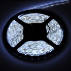 24W 6500K 2400lm 300-SMD 3528 LED Blanc Lampe Flexible Strip (12V / 500cm)