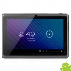E-ran E70 7'' Multi-Touch Capacitive Screen Android 4.0 Tablet w/ Wi-Fi / G-Sensor / 3D Game - Grey