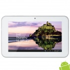 "AMPE A76 7"" Capacitive Screen Android 4.0 Tablet PC w/ TF / Wi-Fi / Camera / G-Sensor - White"