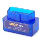 ELM327 OBDII Bluetooth Car Diagnostic Wireless Transceiver Dongle - Blue