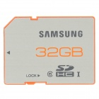 Samsung SDHC Memory Card - Silver + Orange + Black (32GB / Class 6)