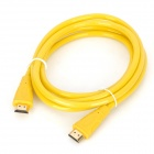 G1205 Full HD 1080p HDMI Male to Male Connection Cable - Yellow (180cm)