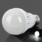 E27 5.5W 700lm 7000K 1-LED White Light Bulb - White (AC 220V)