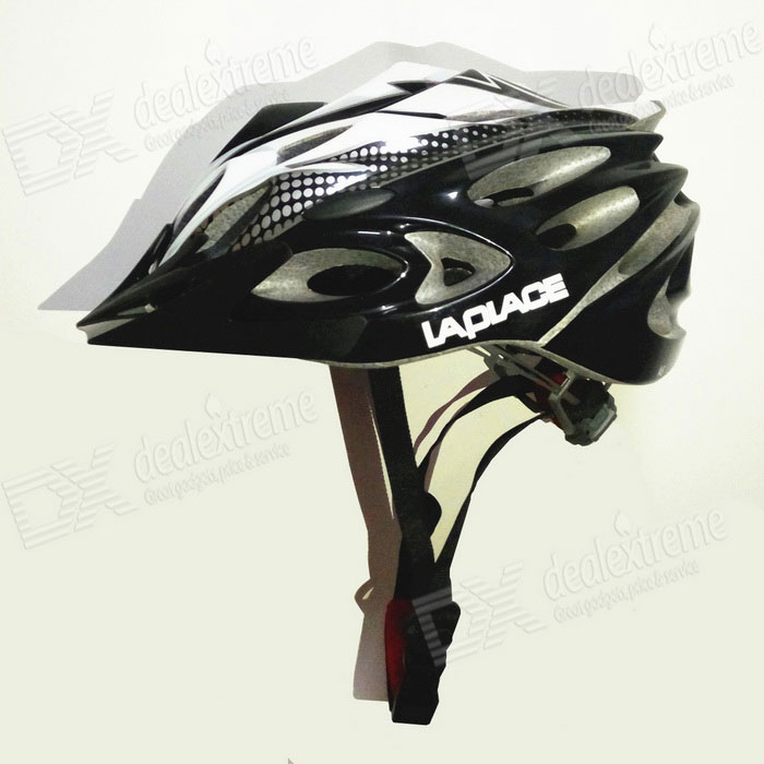 Laplace A8 Cool Outdoor Bike Bicycle Cycling Helmet - Silver (57~62cm)