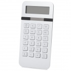 "AQ451 1.8"" LCD 10-Digi Solar Powered Calculator - Silver (1 x LR1130)"