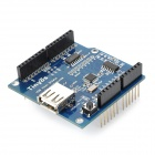 Z1302 USB Host Shield 2.0 ADK модуль щита - Blue