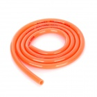 DIY Soft Silicone Motorcycle Oil Tube - Light Red (100cm)