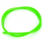 DIY Soft Rubber Motorcycle Oil Tube - Green (100cm)