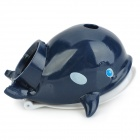 Small Whales Shaped Faucet Fountain - Deep Blue