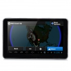 "IPUM5626 5"" HD Resistive Android 4.0 MID GPS Navigator w/ USA Map / Wi-Fi / 8G TF - Black"