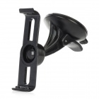 360 Degrees Rotation Plastic Stand Holder w/ Suction Cup for Garmin Nuvi 1455 / 1490 - Black