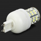L20121224-5 G9 3W 210LM 48-3528 SMD LED White Light бытовые украшения свет (2 PCS / 220)