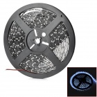 30W 1800lm 6000K 300-SMD 1210 LED White Light Flexible Light Strip for Car - (DC 12V / 500cm)