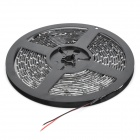 30W 6000K 1800lm 300-SMD 1210 LED White Light Light Strip flexível para carro - (DC 12V / 500 centímetros)