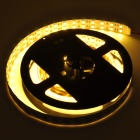 144W 8000lm 3500K 600-SMD 5050 LED Warm White Decoration Light Strip