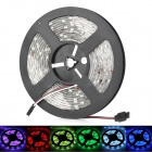 Water Resistant 36W 1200lm 150-SMD 5050 LED RGB Flexible Car Decoration Light Strip (12V / 5m)