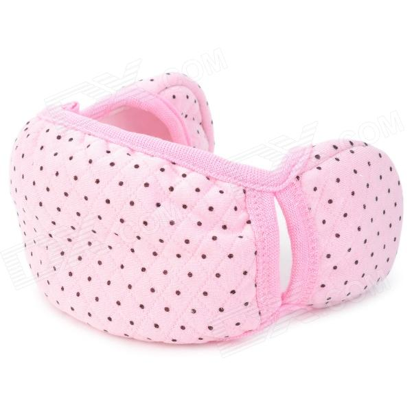 2-in-1 Stylish Warm Anti-Dust Mouth Mask w/ Earmuffs - Random Color