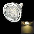 E14 5W 5-LED 420lm 3500K Warm White Spotlight