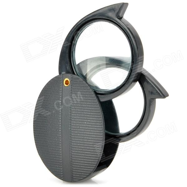 ProsKit 8PK-MA005 5X / 10X Folding Magnifier - BlackMagnifiers<br>Model8PKQuantity1ColorBlackMaterialAcrylicMagnificationVersatileForm  ColorBlackMaterialAcrylicMagnificationVersatilePacking List<br>